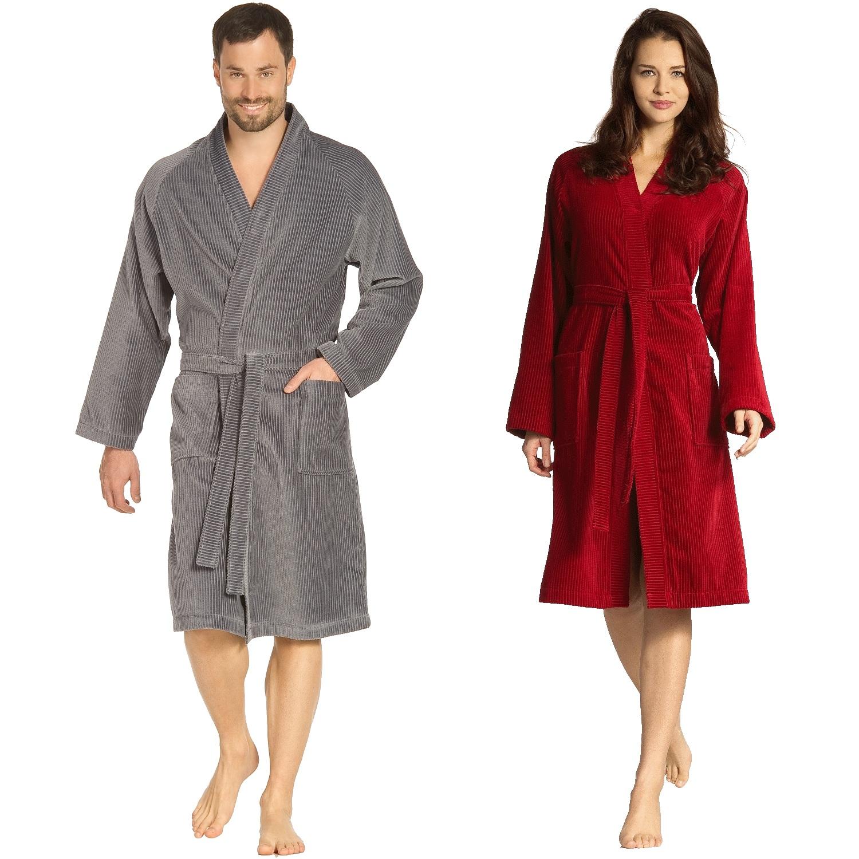 vossen kimono bademantel toronto flanell gr e xl textil bauer. Black Bedroom Furniture Sets. Home Design Ideas